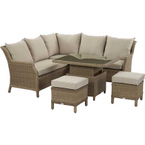 Oakridge Mini Adjustable Casual Dining Set