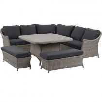 Monterey Square Casual Dining Set